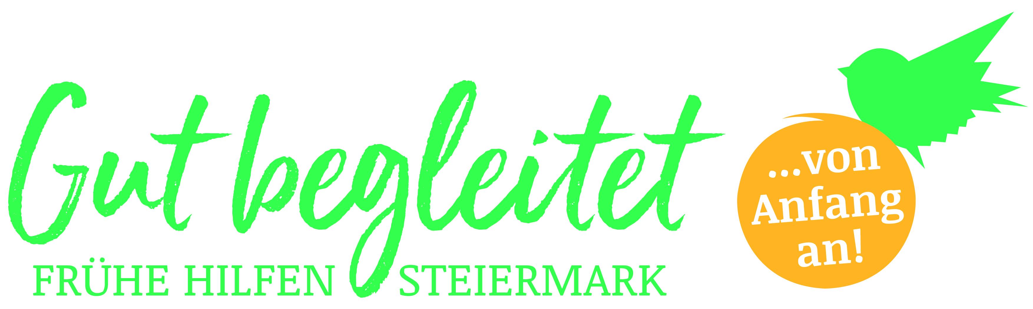 Logo Frühe Hilfen Steiermark
