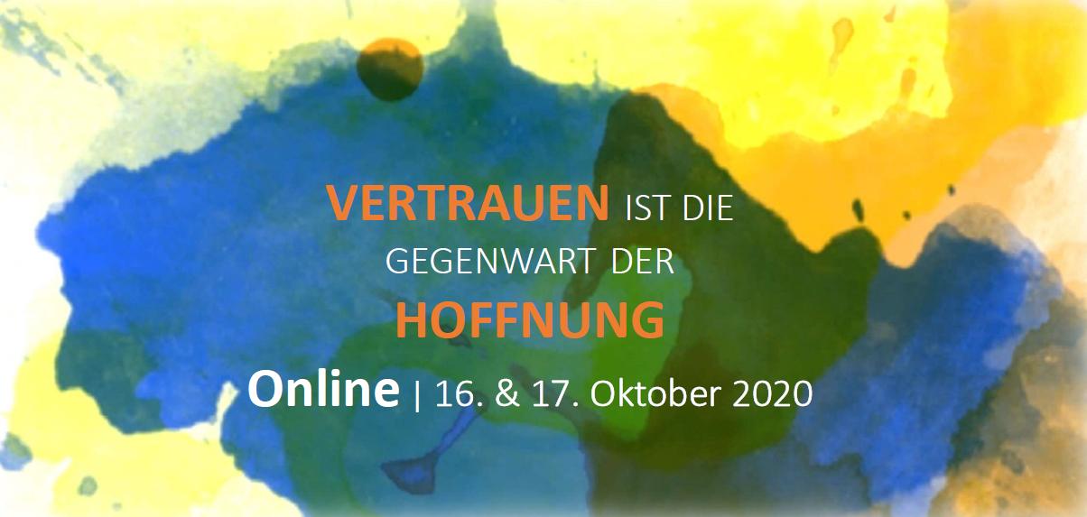 Poster mit Titel des Heilpädagogischen Kongresses 2020