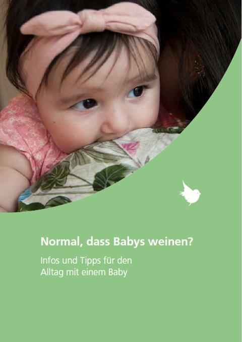 Bild vom Deckblatt der Broschüre