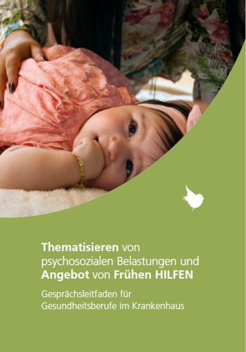 Bild vom Titelblatt der Broschure