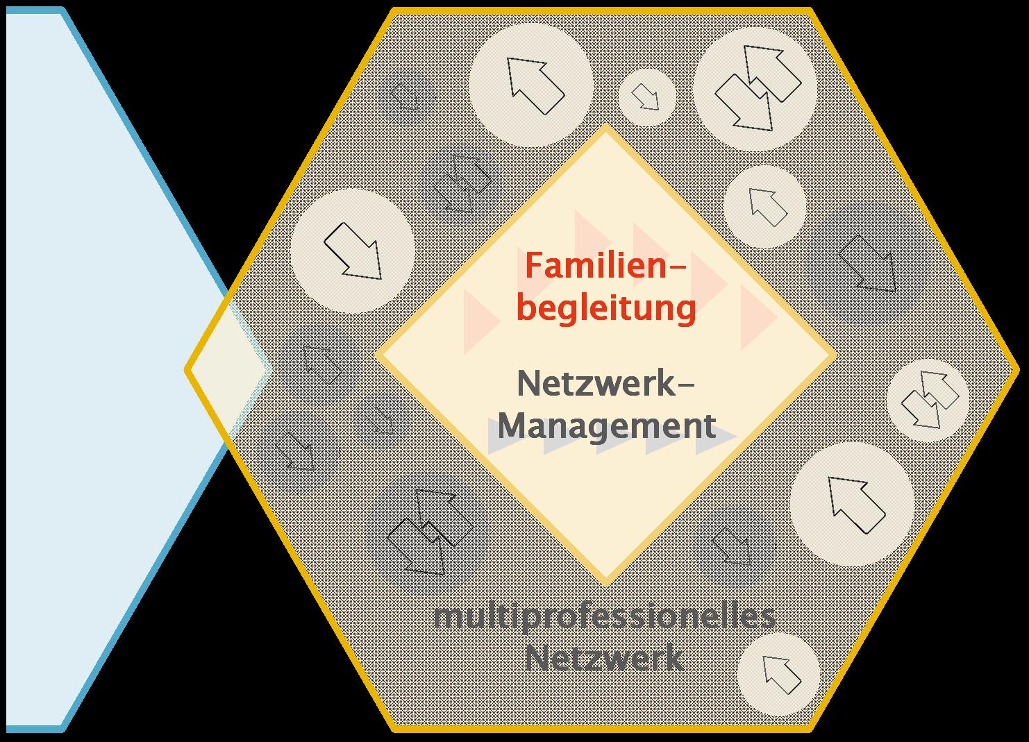 Grafik: Regionale Frühe-Hilfen-Netzwerke