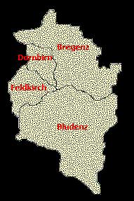 Einzugsgebiet von Netzwerk Familie in Vorarlberg