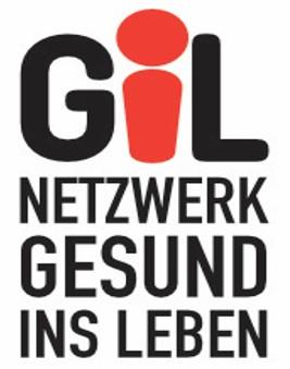 Logo: Netzwerk Gesund ins Leben