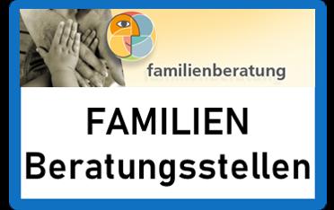 Tafel: Familien Beratungsstellen