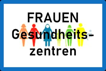 Tafel: Frauen Gesundheitszentren