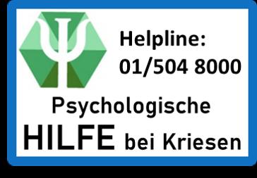 Tafel: Psychologische Hilfe bei Krisen