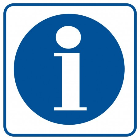 Icon für Information